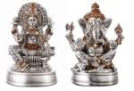 Treta 925 Silver Ganesha Laxmi Set