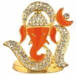 Ghasitaram Gifts Ganesha Idols LM 2001 2 Car Stand