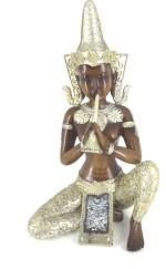 Swissport Antique Figurine
