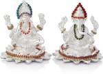 Episode Silver Plated Shubh Laxmi Ganesh