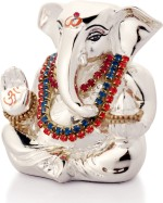 Episode Silver Plated Mini Ganesha
