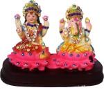 AnnKay Handicrafts Diwali Festival Lakshmi Ganesh Lotus Statue