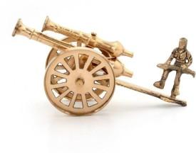Dcreations Royal Rajasthan Rajputana Canon Showpiece - 5.08 cm
