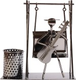Something Special Stainless Steel Musical Guitar