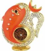 Ghasitaram Gifts Ganesha Idols LM 2021 2 Car Stand
