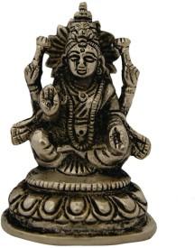 Aaradhi Divya Mantra Laxmi 4 Inches Idol Showpiece - 10 cm