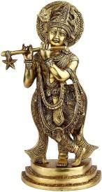StatueStudio Lord Krishna Showpiece  -  7.62 cm
