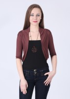 Silver Strings Women's Shrug