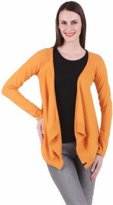 Juelle Juelle Women's Shrug (Yellow)