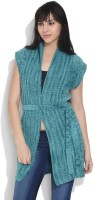 Styletoss Solid V-neck Casual Women's Sweater