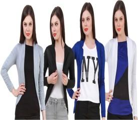 Komal Trading Co Women's, Girl's Shrug