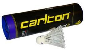 Carlton T-800 Nylon Shuttle  - White - Fast, 79, Pack Of 6