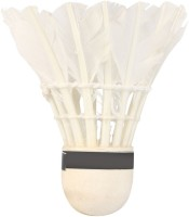Mrb Idea Danish Feather Shuttle  - White (Medium, 77, Pack Of 10)