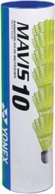 Yonex Mavis 10 Nylon Shuttle  - Yellow