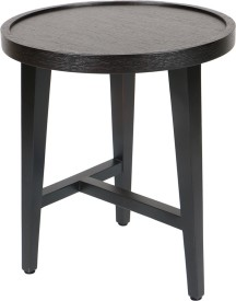 HomeTown Boston Solid Wood Side Table