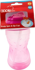 Apple Baby Sippers & Cups Apple Baby Soft Spout Cup