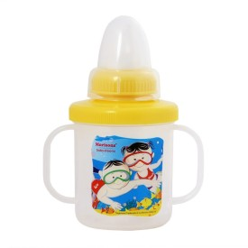 Morisons Baby Dreams Softie Sippie Feeding Cup - Yellow