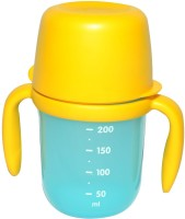 Tupperware Twinkle Training Cup (Blue And Yellow)