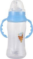 Koochie Koo Long Blue Soft Spout With Trendy Handle (Blue)