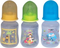 MeeMee Milk Safe Feeding Bottle (Multicolor) - SICE7HF2H6QDRHG6