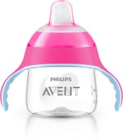Philips Avent Toddler Spout Cup With Twin Handle (Pink) - SICE9U5UUUSGWPQN