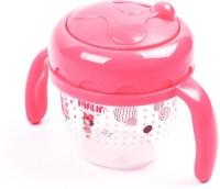 Farlin Baby Gulu Gulu Sippy Cup(Straw) 120 CC (AET-010-C) (Pink)
