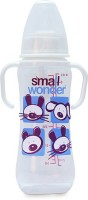 Small Wonder Clear Bottle - 250 Ml (White)