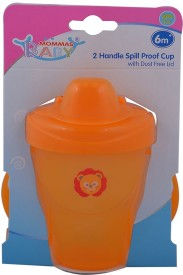 Mommas Baby India Mommas Baby Handle Spill Proof Cup