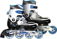 Cockatoo Inline In-line Skates - Size Medium UK (Multicolor)