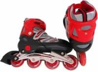 MSE Skate Running Shoe_105 In-line Skates - Size 7 - 9 UK (Red)
