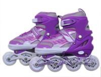 MSE Skating Shoe_103 In-line Skates - Size 7 - 9 UK (Purple)