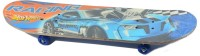 Marvel Hot Wheels 31 Inch X 8 Inch Skateboard (Blue, Orange, Pack Of 1)