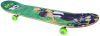 Krypton BEN10-01 10 Inch X 30 Inch Skateboard (Multicolor, Pack Of 1)