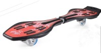 Hoteon HLB2016 8 Inch X 31 Inch Skateboard (Red, Black, Pack Of 1)