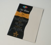 Canson Mi-Teintes A4 Colour Sheets 160gsm - Ivory 111 Sketch Pad (Ivory, 5 Sheets)