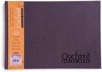 Anupam Oxford A4 Sketch Pad (Grey, 124 Sheets)