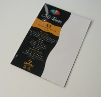Canson Mi-Teintes A4 Colour Sheets 160gsm - Lily 110 Sketch Pad (Lily, 5 Sheets)