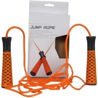 Krazy Fitness Supreme Freestyle Skipping Rope (Orange, Pack Of 1)