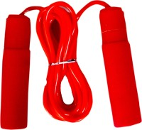 Metro Sports Jump And Excercise Cord R Freestyle Skipping Rope (Red, Pack Of 1)