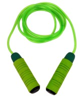 Metro Sports Jumping Cord Kids Skipping Rope (Green, Pack Of 1)