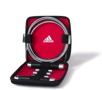 ADIDAS Skipping Rope Set With Carrying Case Skipping Rope