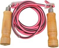 Sahni Sports Elite Speed Skipping Rope (Pink, Brown, Pack Of 1)