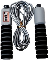 Vector X Jump With Counter Vx-710 Freestyle Skipping Rope (Black, Grey, Pack Of 1)