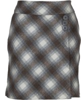 Fabulloso Checkered Women's Pencil Skirt