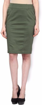Kaaryah Solid Women's Pencil Skirt - SKIE3ZYHMRAN79NZ