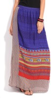 Global Desi Printed Women's Skirt