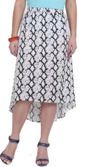 Studio West Printed Women's Regular Skirt - SKIE4FZGCH5DAFNQ