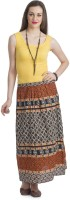 Bohemian You Printed Women's A-line Skirt