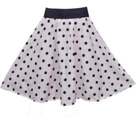 Shopingfever Polka Print Women's Regular Skirt - SKIE4NYUJDBJSYDR