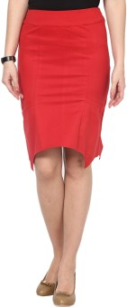 Kaaryah Solid Women's Pencil Skirt - SKIE5YYUZGYR3JGA
